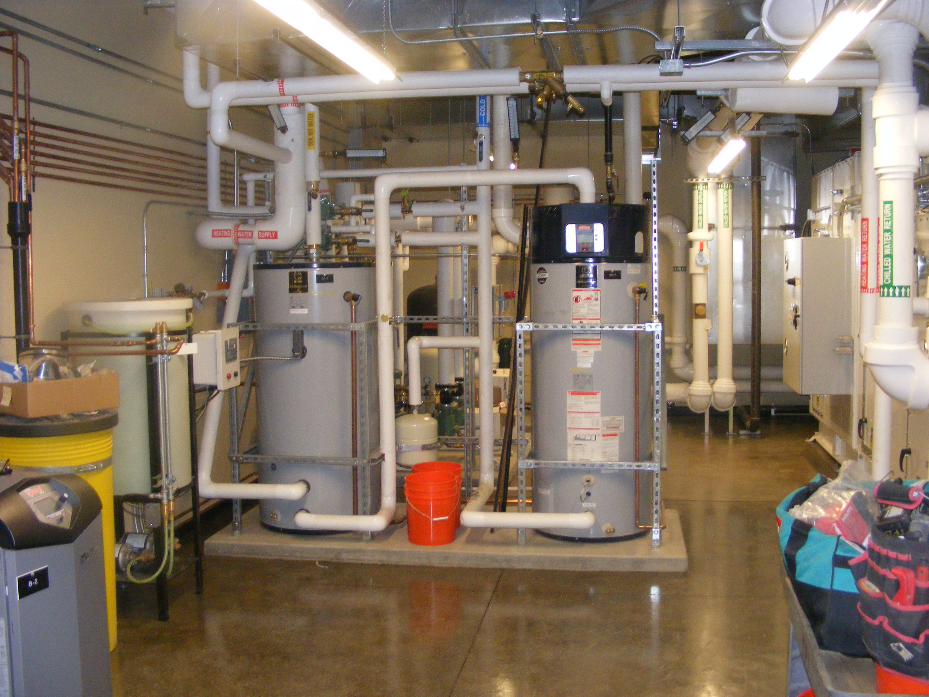Tapani Plumbing Inc Hydronics